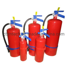 portable Carbon Steel ABC Fire Extinguishers Used for Fire Fighting