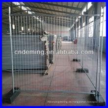 Anping temporäre Baukette Kette Zaun Fabrik