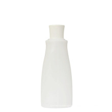 100 ml oval plastic facial scrub cream bottle