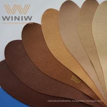 Microfiber Leather Sheepskin  for Shoe Lining