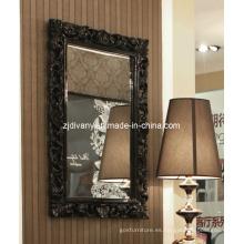 Espejo de sala estilo poste-moderno (LS-905)