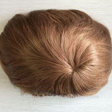 indian remy human hair toupee / wig for men