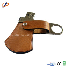 Leather USB Flash Disk (JL13)