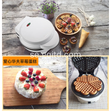 Automatisk Electric Custom Plate Waffle Maker