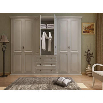 Environmentally+wood+grain+wardrobe+door+aluminum+profile