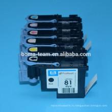 Для чернил hp81 оригинальный печатающая головка для Designjet 5500 печатающей головки печатающей головки чернил hp81
