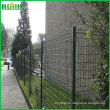 Виниловая декоративная ограда сада