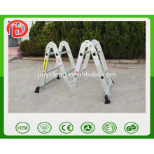 Folding Multi-Task Ladder for Shop Garage Jobsite Rescue House Repair Paint Aluminum Functions folding Insulation ladder