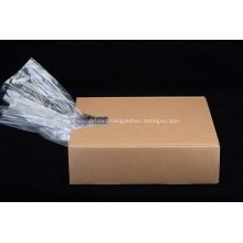 Supermarket Plastic Packaging Flat Bag