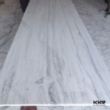 Artificial stone venee synthetic stone slab solid surface sheets