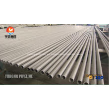 Tubo dúplex de acero inoxidable ASME SA789 / ASTM A789 S32750