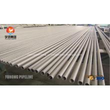 Труба asme SA789/с ASTM A789 S32750 Двухшпиндельная пробка нержавеющей стали