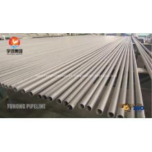 Tubo de aço inoxidável frente e verso ASME SA789 / ASTM A789 S32750