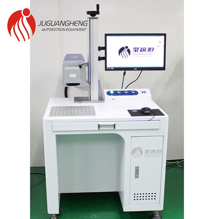 Jgh 101 Fiber Laser Marking Machine