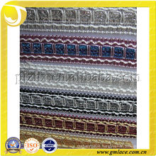 Fringe curtain polyester yarn fringe trimming lace fringe