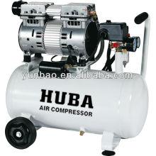 compressor de ar dental livre baixo do óleo do ruído LD-55024