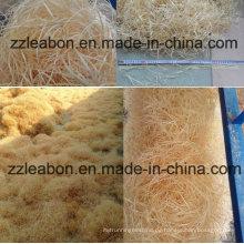 200kg / H Holz Wolle Maschine zum Verkauf