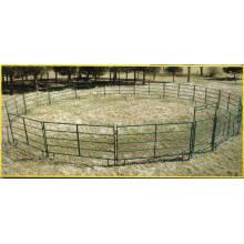 Barreras de caballo recubiertas de PVC con el mejor precio
