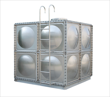 Stainless Steel Food Grade Water Storage Tank