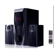 2.1 leistungsfähige multimedia-Lautsprecher mit USB SD FM