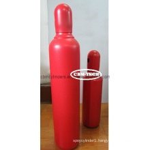 Seamless Steel Acetylene Cylinders 10 Liter with Caps