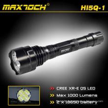 Maxtoch HI5Q-1 LED CREE Super lampe de poche LED 18650