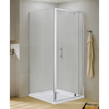 Axis Opening Door Square Shower Door for Australian
