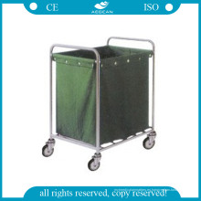 Carro hospitalario AG-Ss013 para ropa sucia (con una bolsa de suspensión)