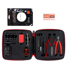 100% Authentic Factory Price Coil Master DIY Kit V2/Vape Tool Kit/Coil Master Tool Kit