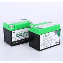 Batterie de démarrage de moto rechargeable
