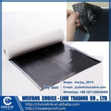 for roof self adhesive asphalt waterproof membrane