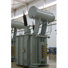 6.3kV 280V Cambiador de tomas de carga Transformador de horno eléctrico