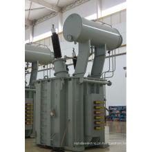 6.3kV 280V Desligado transformador de torneira Transformador de forno elétrico