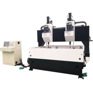 Double Drilling CNC Plate Machine