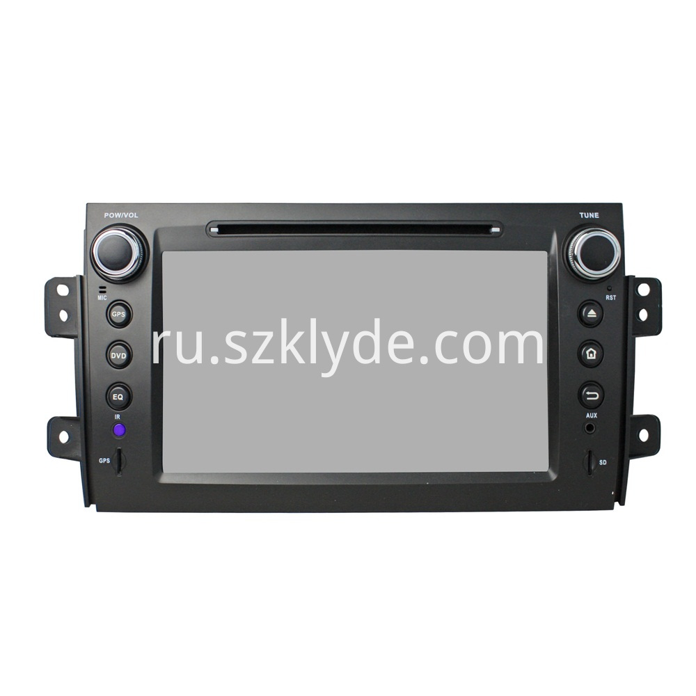 auto multimedia for SX4