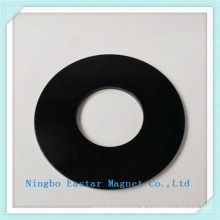 Großer Ring Permanent NdFeB Magnet mit Zink-Beschichtung