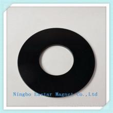 N45sh aimant en néodyme disque Permanent avec Nickel noir