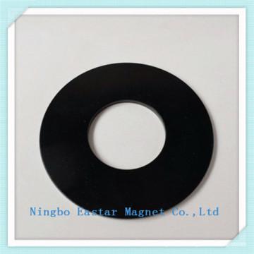 N45sh Neodym Permanent Scheibenmagnet mit schwarzem Nickel