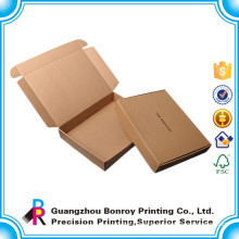 OEM Printing plain shoe box wholesale