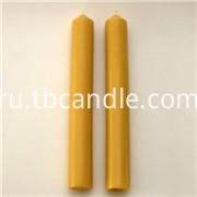 beeswax candle 10