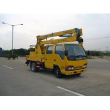 New ISUZU mobile elevated aerial work platform vehicle