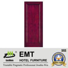 Portes d'intérieur modernes de l'hôtel pour les chambres (EMT-HD07)