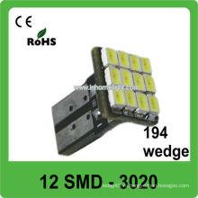 3020 SMD 12V автомобильная лампа водить автомобиля свет