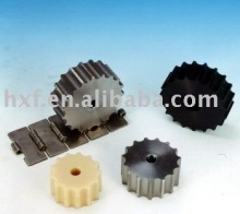 Flat-top conveyor sprockets