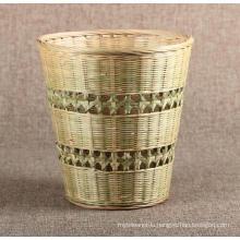 High Quality Handmade Natural Bamboo Basket (BC-NB1015)