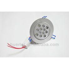 huerler 12leds 100-240v/AC50-60hz 38v/dc led downlight 11w