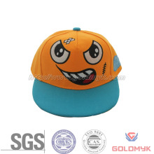 Children Snapback Cap with Embroidery