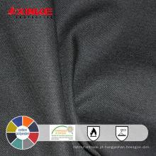 Algodão / poliéster 65/35 tecido retardador de chama de trabalho
