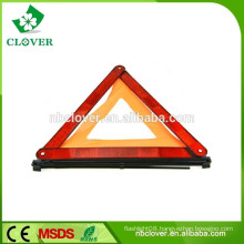 Reflective material traffic warning sign traffic warning triangle