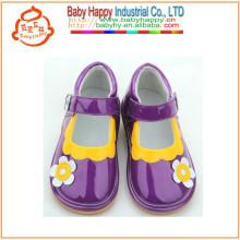 Bunte niedliche Kinder Schuhe mit Ton Großhandel Quietschen Schuhe